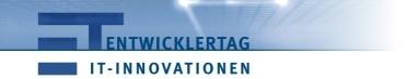 Logo ObjektForum Entwicklertag